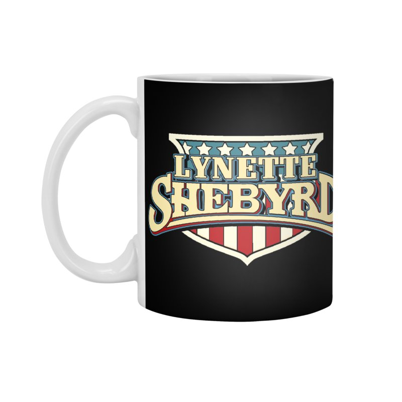 Lynette of Hazzard Accessories Standard Mug by Lynette Shebyrd's Merch Shop