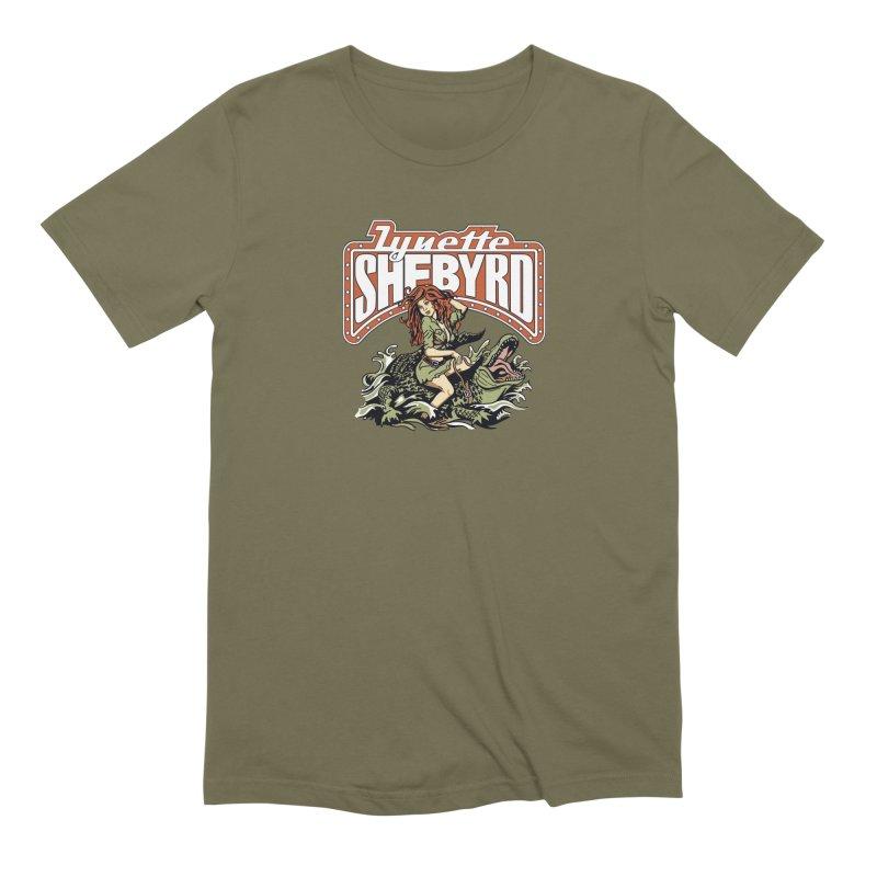 GatorGyrl Men's T-Shirt by Lynette Shebyrd's Merch Shop