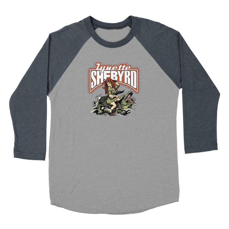 GatorGyrl Women's Baseball Triblend Longsleeve T-Shirt by Lynette Shebyrd's Merch Shop