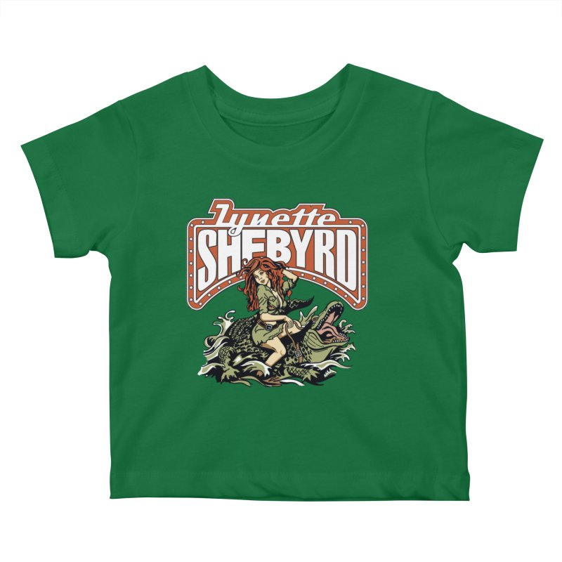 GatorGyrl Kids Baby T-Shirt by Lynette Shebyrd's Merch Shop