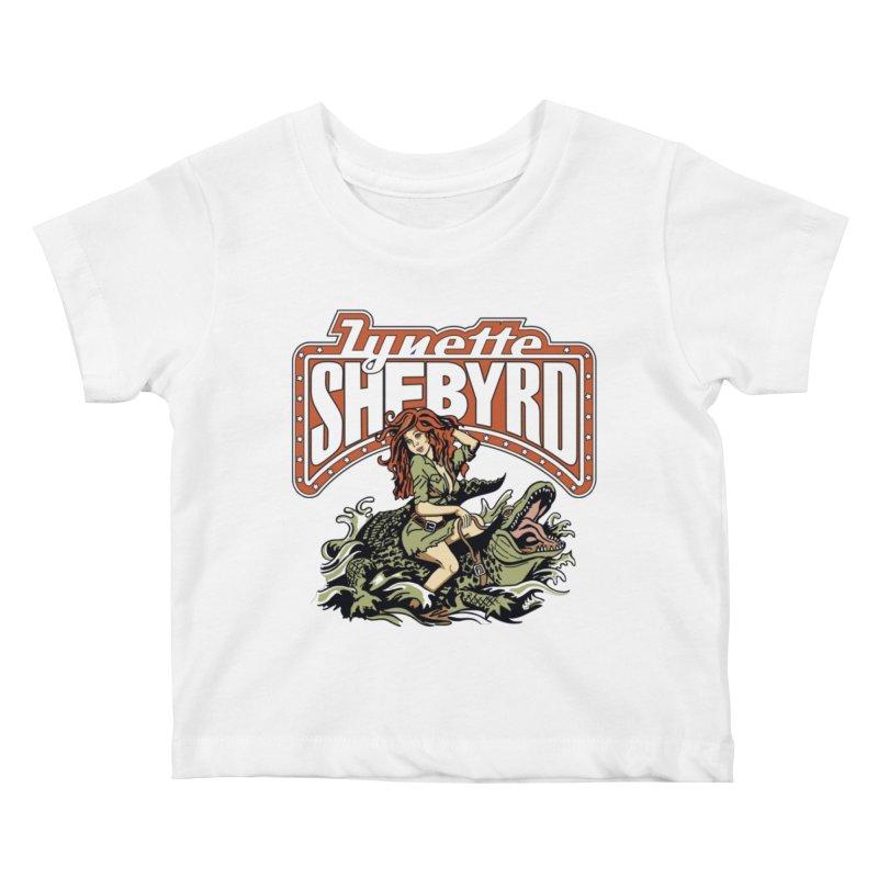 GatorGyrl Kids Baby T-Shirt by Lynette Shebyrd's Merch Shop