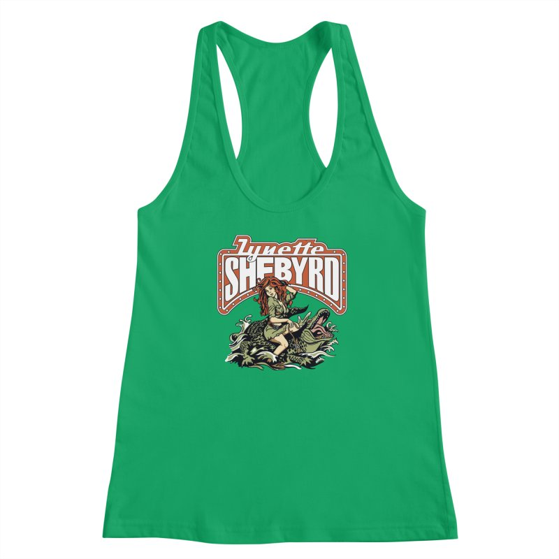 GatorGyrl Women's Tank by Lynette Shebyrd's Merch Shop