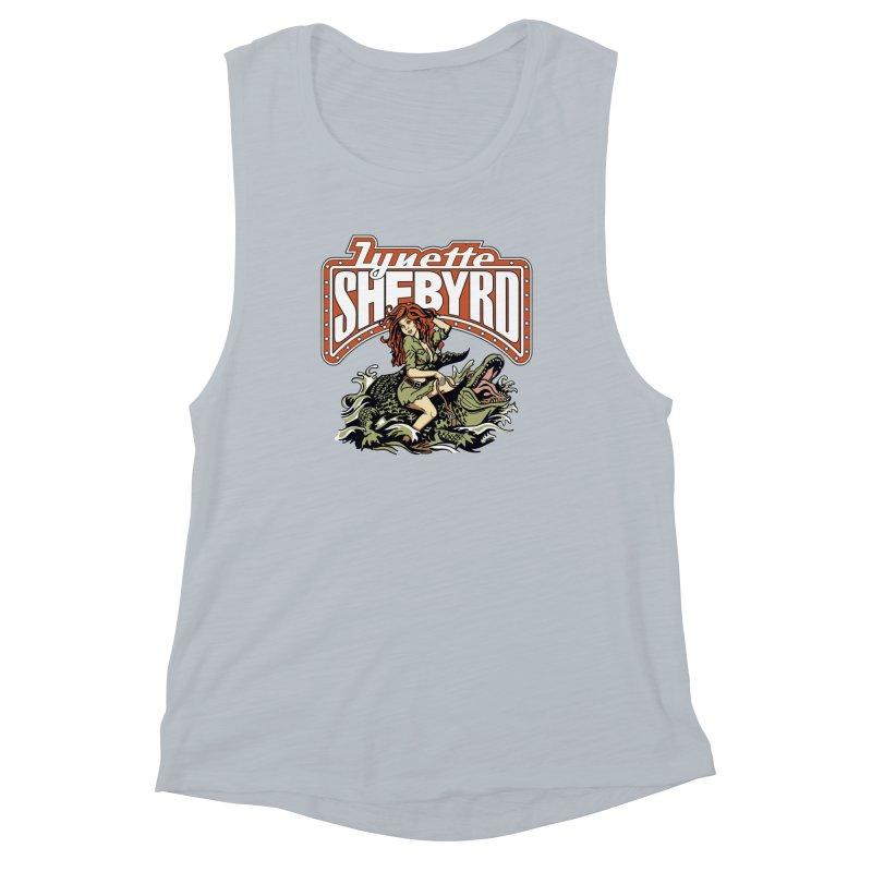 GatorGyrl Women's Muscle Tank by Lynette Shebyrd's Merch Shop