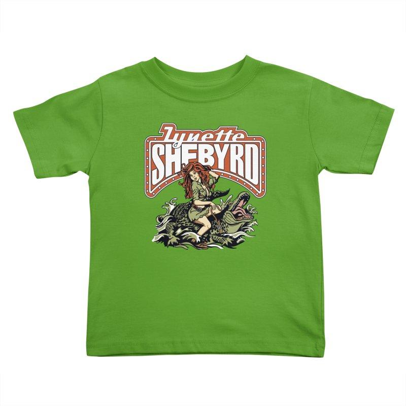 GatorGyrl Kids Toddler T-Shirt by Lynette Shebyrd's Merch Shop