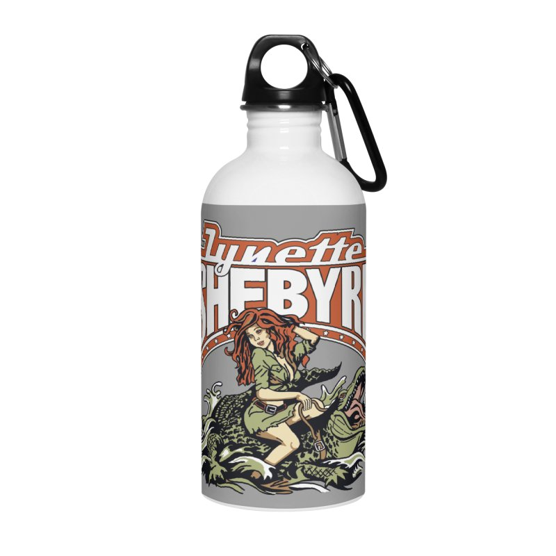 GatorGyrl Accessories Water Bottle by Lynette Shebyrd's Merch Shop