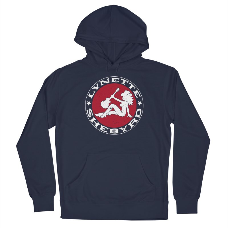 Mudflap Mama T-Shirts Men's Pullover Hoody by Lynette Shebyrd's Merch Shop