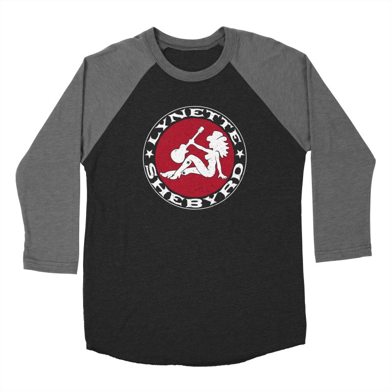 Mudflap Mama T-Shirts Men's Baseball Triblend Longsleeve T-Shirt by Lynette Shebyrd's Merch Shop