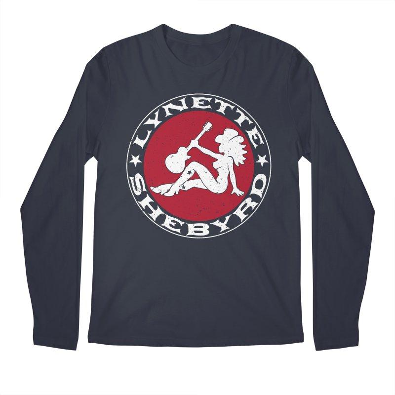 Mudflap Mama T-Shirts Men's Regular Longsleeve T-Shirt by Lynette Shebyrd's Merch Shop
