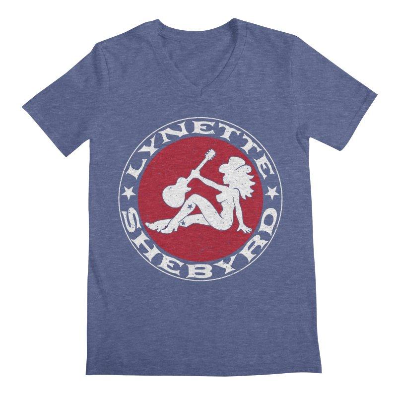 Mudflap Mama T-Shirts Men's Regular V-Neck by Lynette Shebyrd's Merch Shop