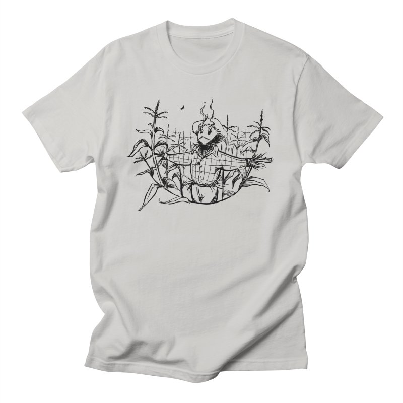 Smoke in the Fields Men's Regular T-Shirt by lysandraws presents: crass commercialism!