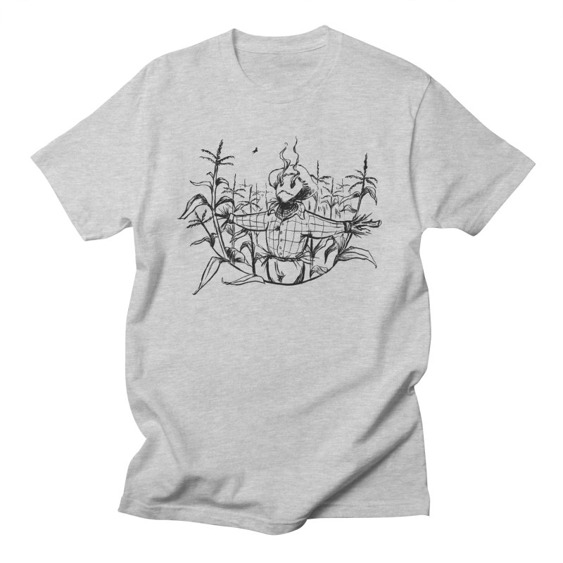 Smoke in the Fields Women's Regular Unisex T-Shirt by lysandraws presents: crass commercialism!