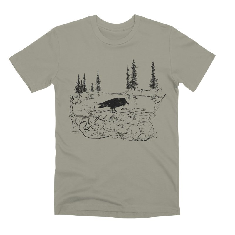 The Feast of the Spawning Men's Premium T-Shirt by lysandraws presents: crass commercialism!