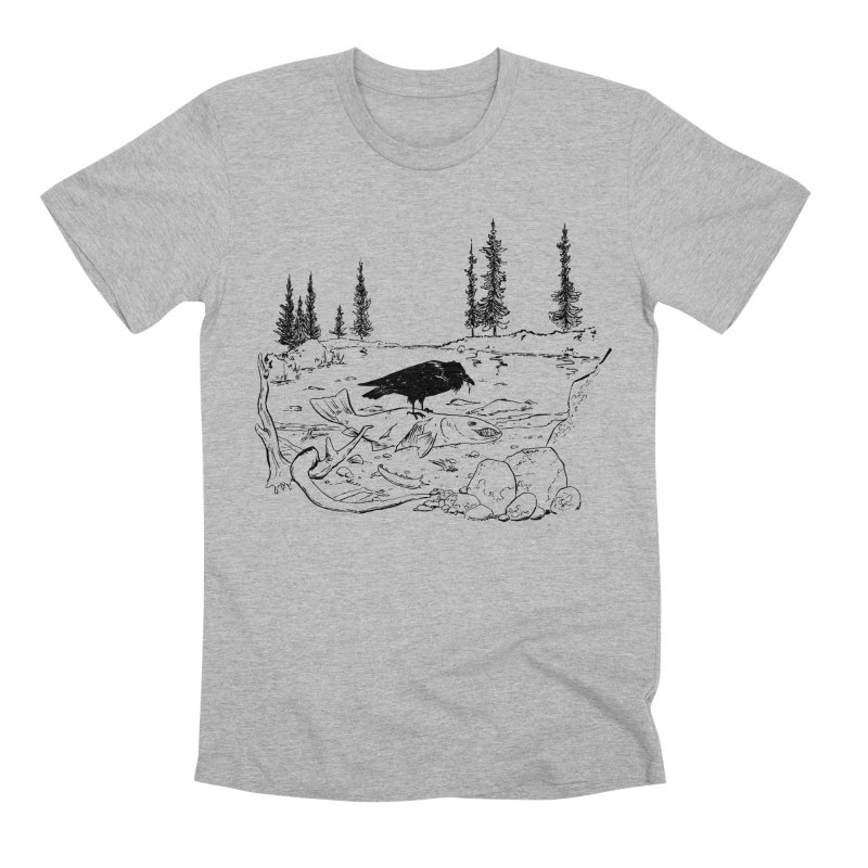 The Feast of the Spawning Men's T-Shirt by lysandraws presents: crass commercialism!