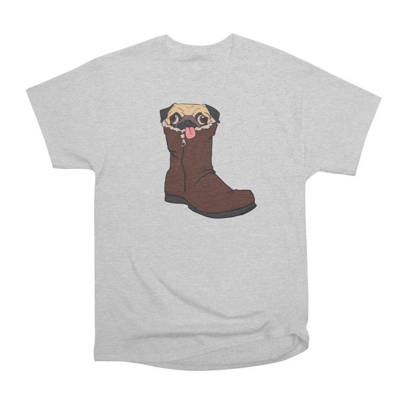 He Snugg Men's Heavyweight T-Shirt by lysandraws presents: crass commercialism!