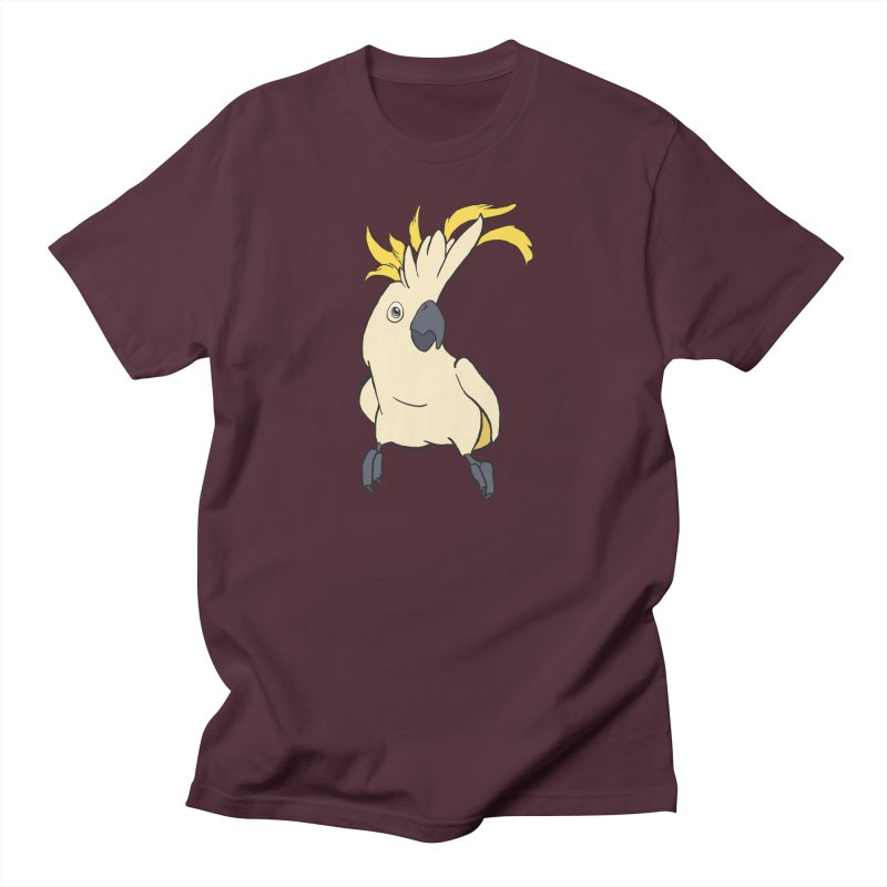 Fancy Boy Women's Regular Unisex T-Shirt by lysandraws presents: crass commercialism!