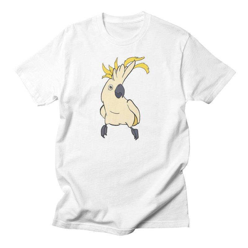 Fancy Boy Men's Regular T-Shirt by lysandraws presents: crass commercialism!