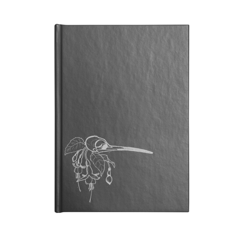 Sweet Release Accessories Blank Journal Notebook by lysandraws presents: crass commercialism!