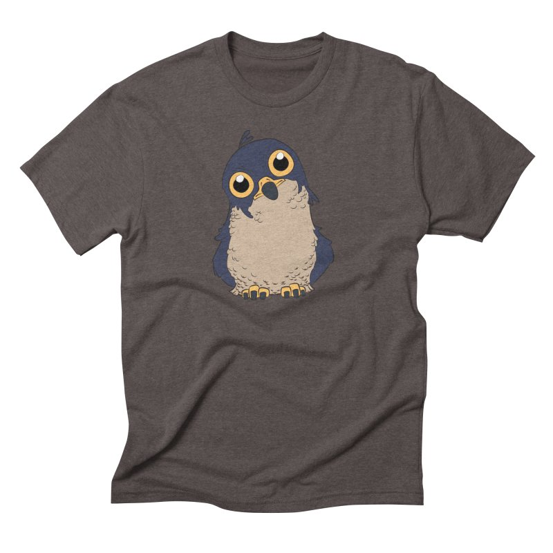 Derpy Falcon Men's Triblend T-Shirt by lysandraws presents: crass commercialism!