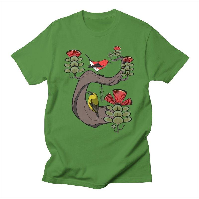 Oh, Hawaii... Women's Regular Unisex T-Shirt by lysandraws presents: crass commercialism!