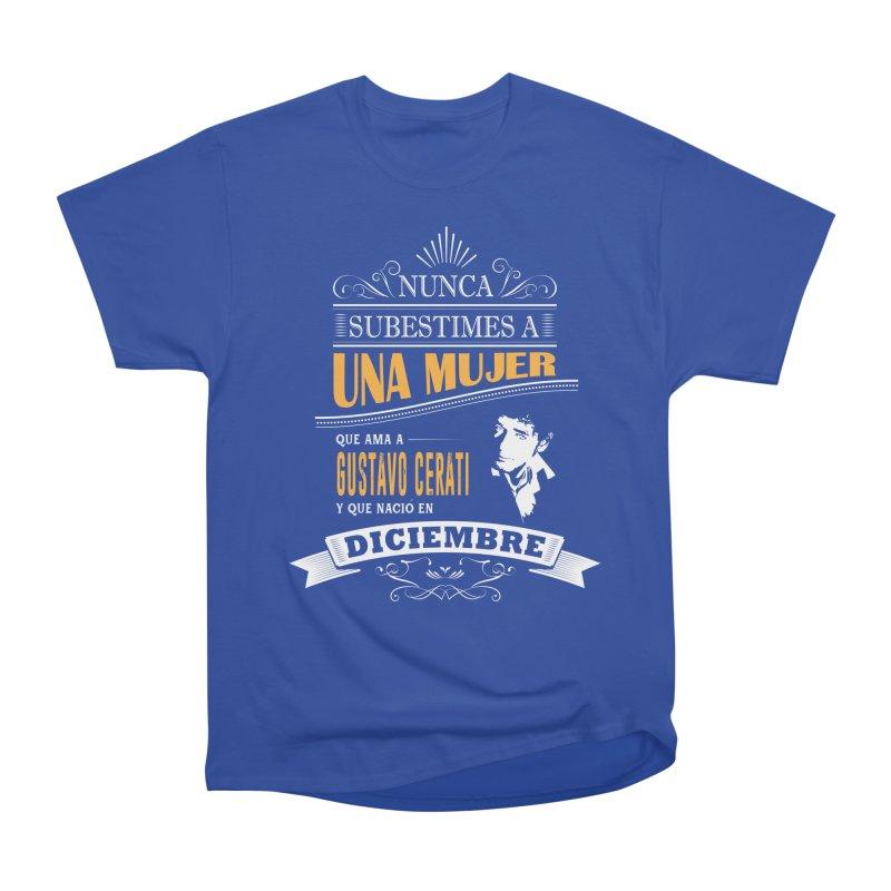 December Cerati Women's T-Shirt by M4tiko's Artist Shop