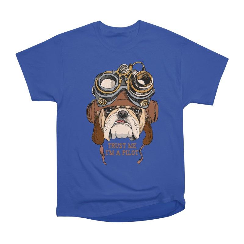 Trust me, I'm a Pilot Women's T-Shirt by M4tiko's Artist Shop