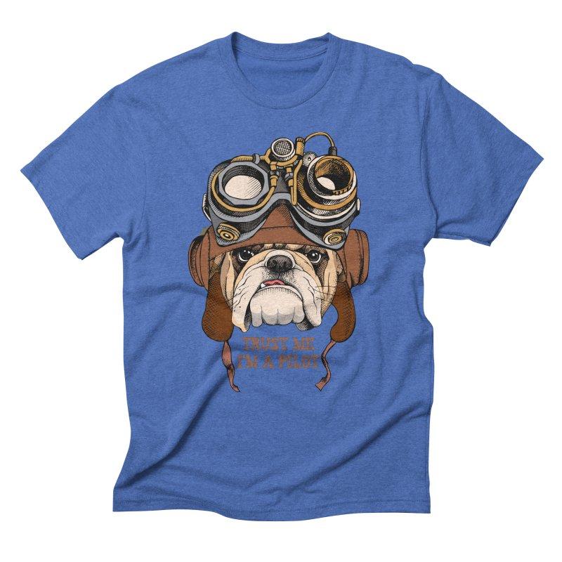 Trust me, I'm a Pilot Men's T-Shirt by M4tiko's Artist Shop