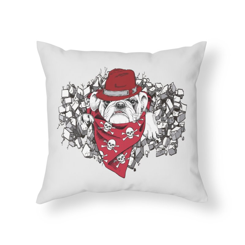 How I Look? Home Throw Pillow by M4tiko's Artist Shop