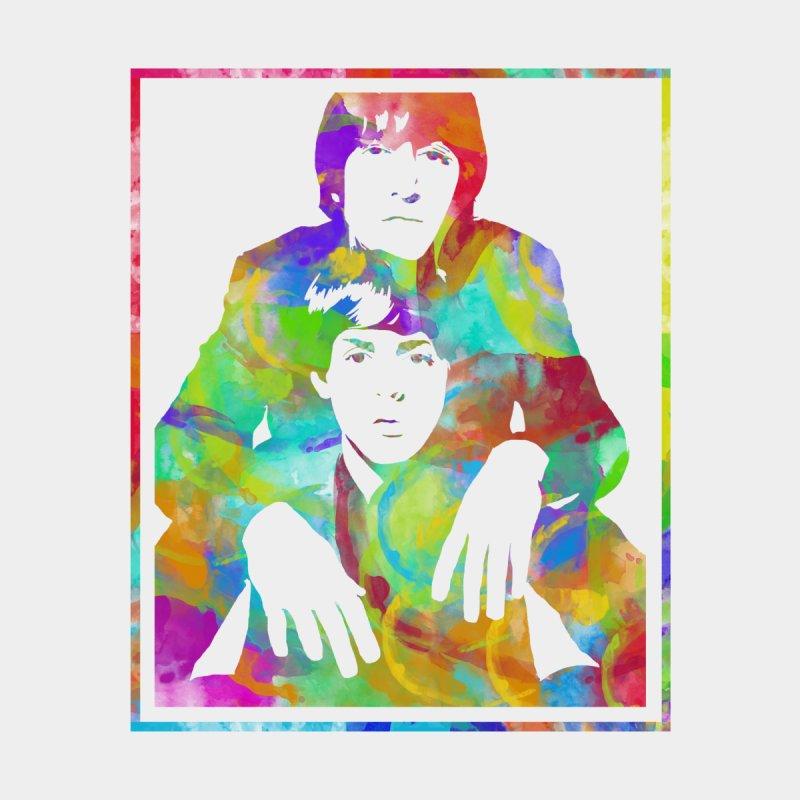 Lennon-McCartney Men's T-Shirt by M4tiko's Artist Shop