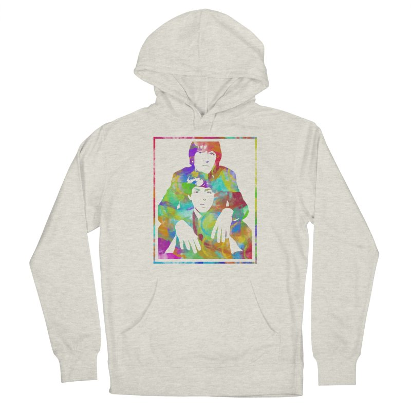 Lennon-McCartney Men's Pullover Hoody by M4tiko's Artist Shop