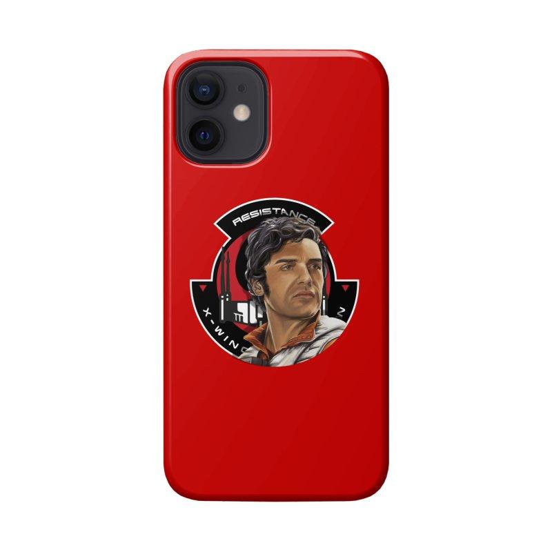 Poe Dameron Accessories Phone Case by M4tiko's Artist Shop