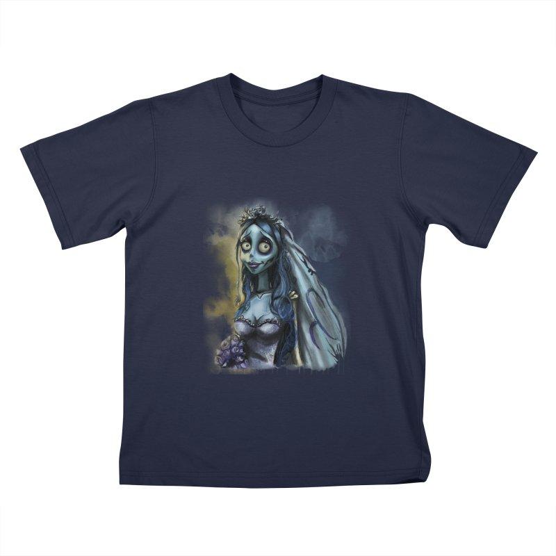 Emily Kids T-Shirt by M4tiko's Artist Shop