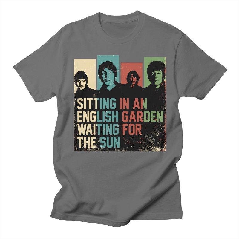 English Garden Men's T-Shirt by M4tiko's Artist Shop
