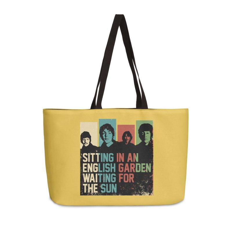 English Garden Accessories Bag by M4tiko's Artist Shop