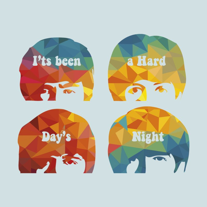 A Hard Day's Night by M4tiko's Artist Shop