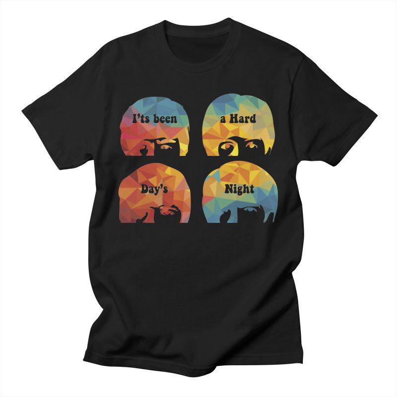 A Hard Day's Night Men's T-Shirt by M4tiko's Artist Shop