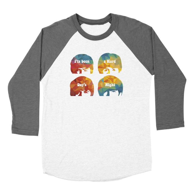 A Hard Day's Night Women's Longsleeve T-Shirt by M4tiko's Artist Shop