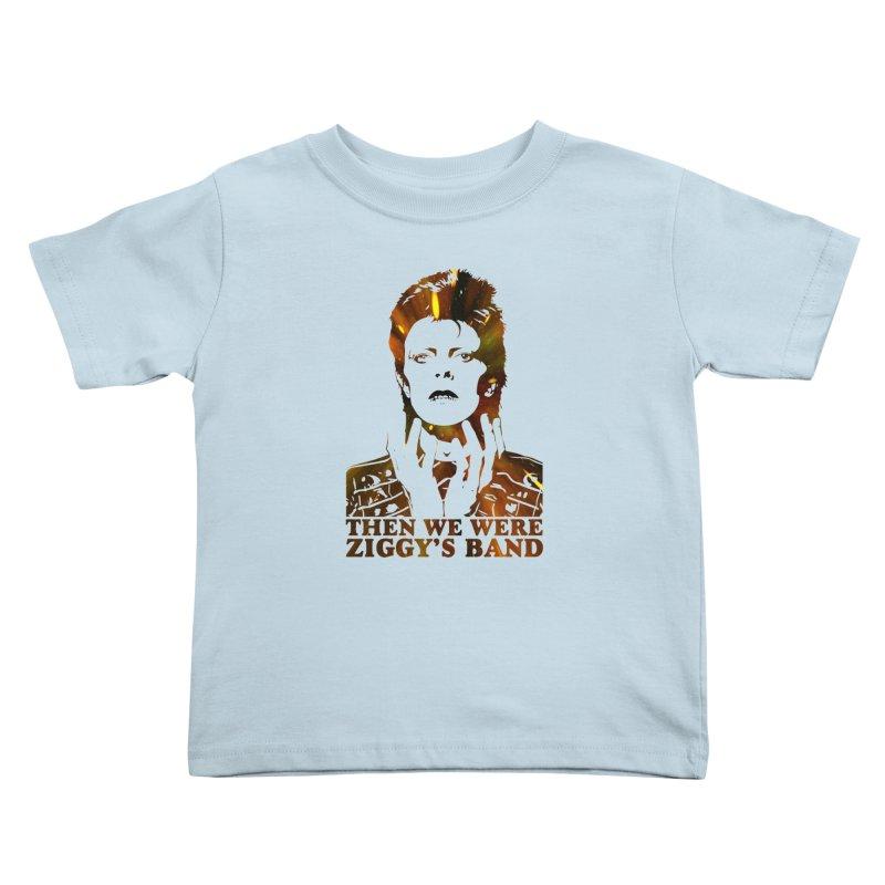 Ziggy Kids Toddler T-Shirt by M4tiko's Artist Shop