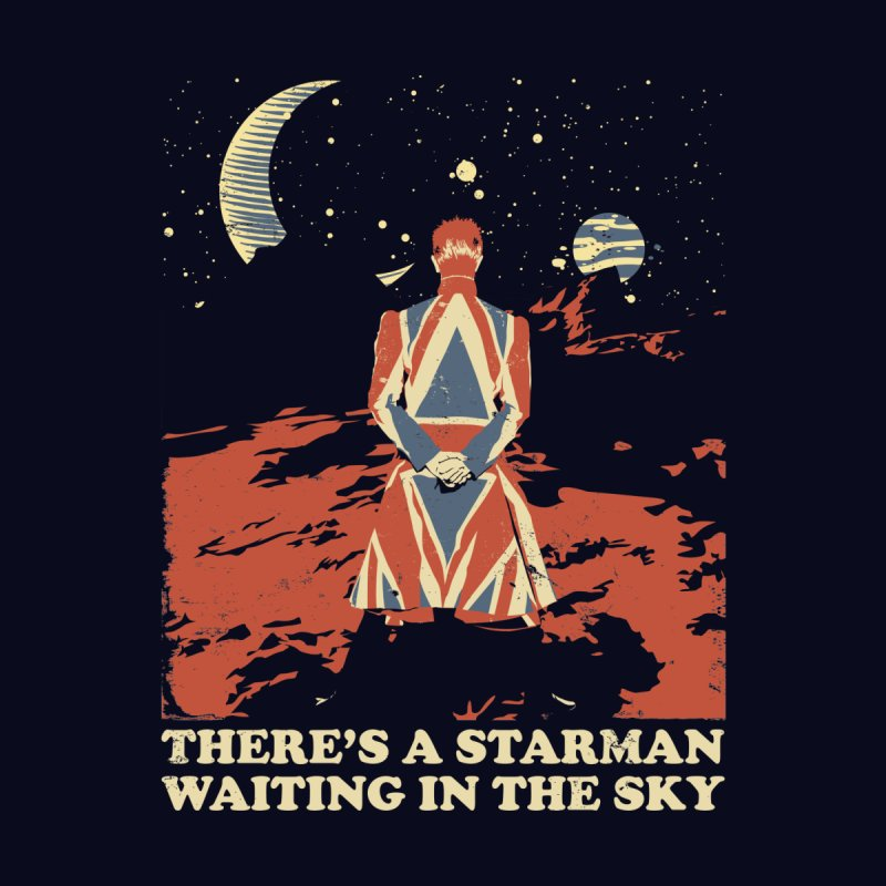 Waiting in the sky Men's T-Shirt by M4tiko's Artist Shop
