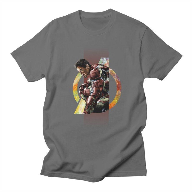 Stark Men's T-Shirt by M4tiko's Artist Shop