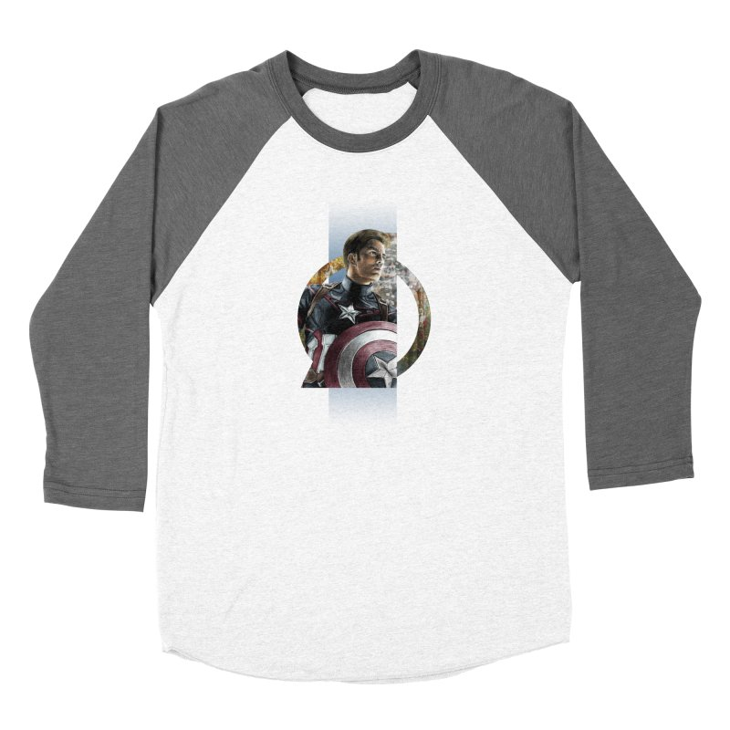 The Cap Women's Longsleeve T-Shirt by M4tiko's Artist Shop