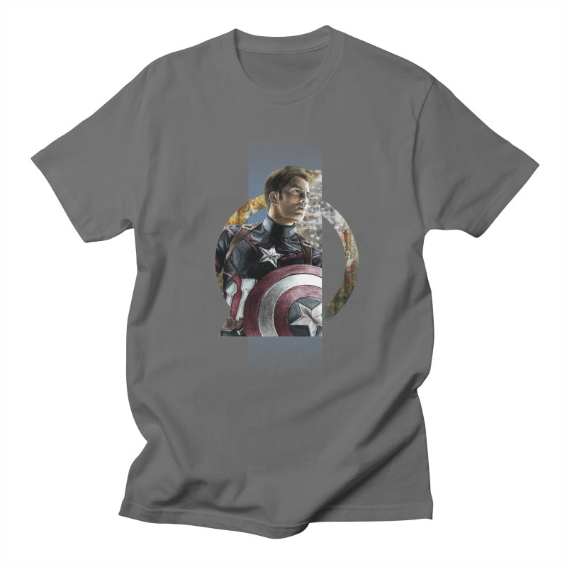 The Cap Men's T-Shirt by M4tiko's Artist Shop