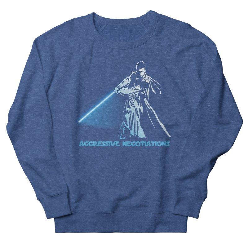 Aggressive Negotiations Women's Sweatshirt by M4tiko's Artist Shop