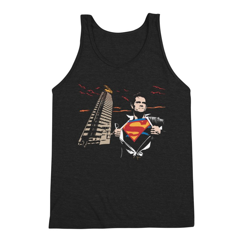 Superman Men's Tank by M4tiko's Artist Shop