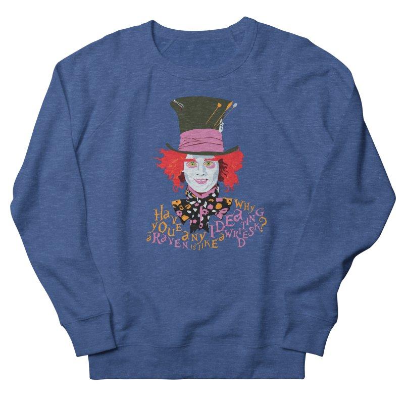 Mad Hatter Women's Sweatshirt by M4tiko's Artist Shop
