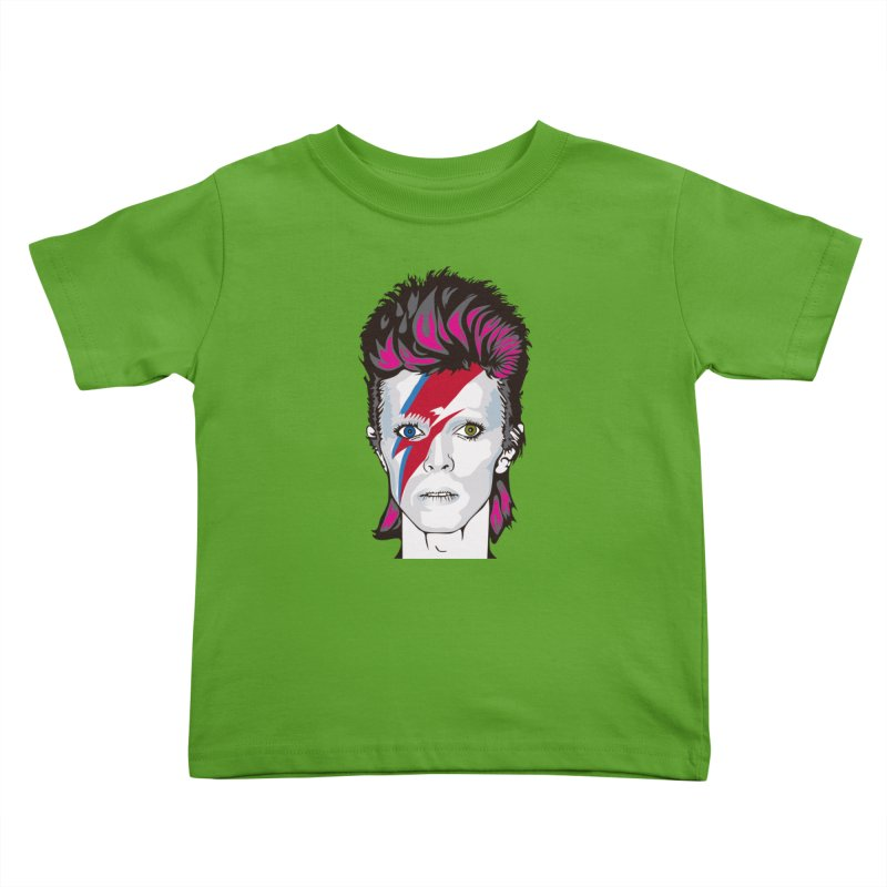 Stardust Kids Toddler T-Shirt by M4tiko's Artist Shop
