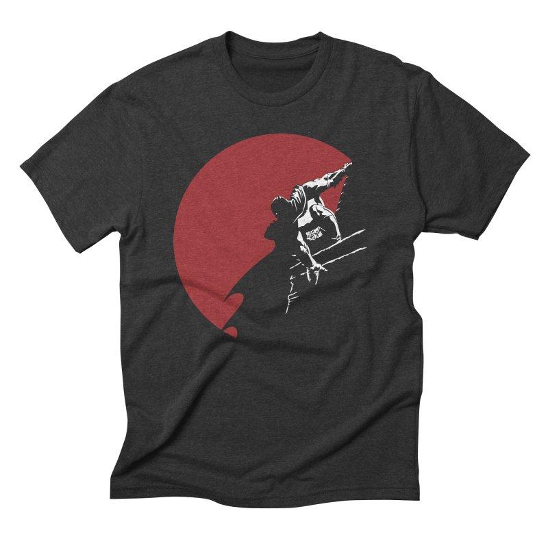 Dark Knight Men's T-Shirt by M4tiko's Artist Shop
