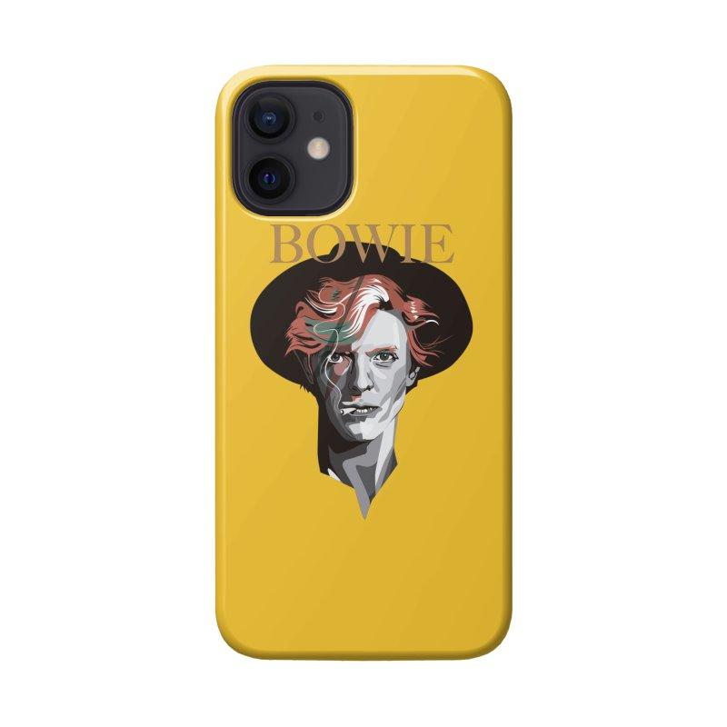Just Bowie Accessories Phone Case by M4tiko's Artist Shop