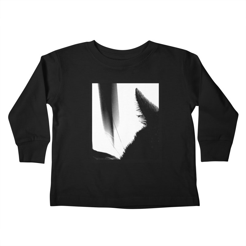 catscan Kids Toddler Longsleeve T-Shirt by Maat Haas: The Shop