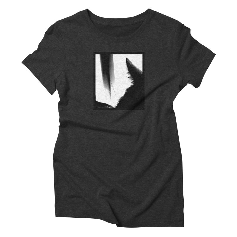 catscan Women's Triblend T-shirt by Maat Haas: The Shop