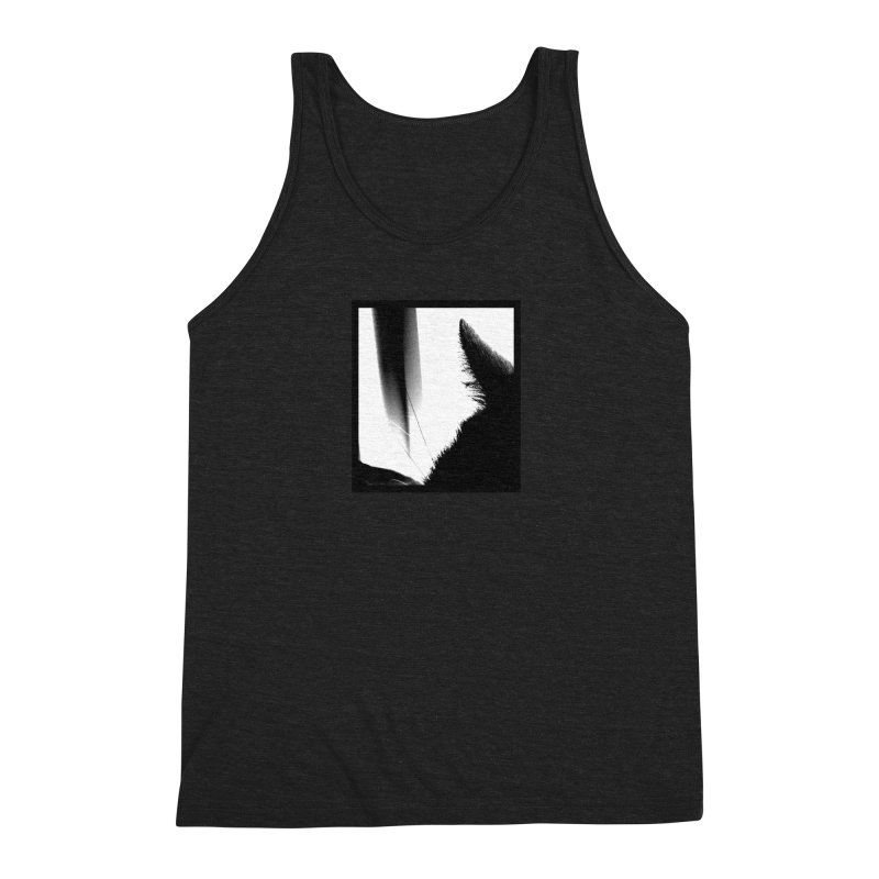 catscan Men's Triblend Tank by Maat Haas: The Shop